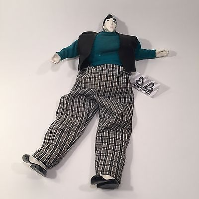 Poupee Millet Large Size Man Doll Isabelle Rare Used