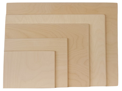 Professional Wooden Artist Sketching Board - Perfect for Watercolours or Drawing