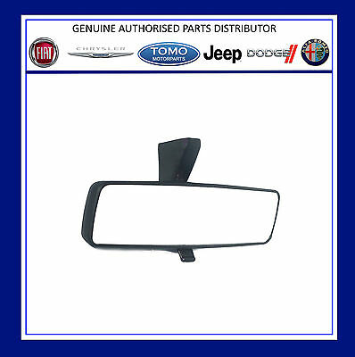 Fiat Ducato Citroen Relay Peugeot Boxer Interior rear view mirror 735436213 GEN