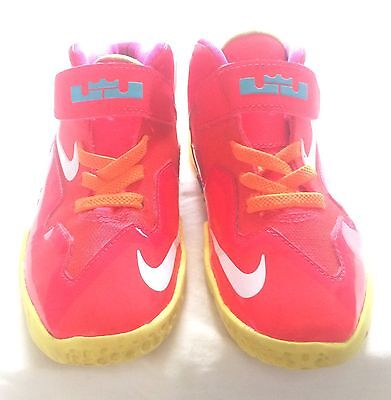 44b1e6aa68d ... coupon code nike lebron 12 xii cereal fruity pebble ps kids 9 c  multicolor shoes 9c