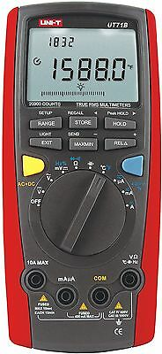 UNI-T UT71B Intelligent Digital Multimeter LCD LCR Meter Electrical Multimetro