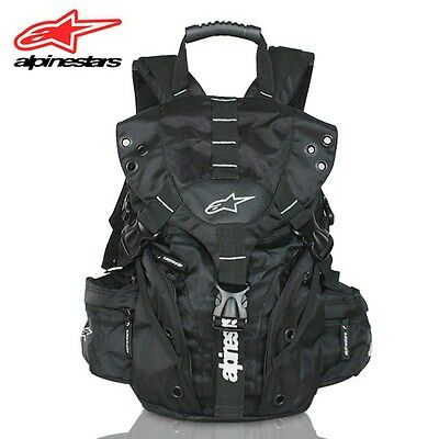 ALPINESTARS Motorcycle Racing Travelling Sports Adjustable Strap Bag Backpack