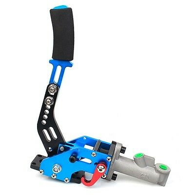 New Universal Hydraulic Drift Rally Handbrake E-Brake Lever Car Racing Blue