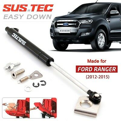 New SUSTEC Ford Ranger T6 2012-ON Rear Trunk Tail Gate Gas Struts Damper Kit