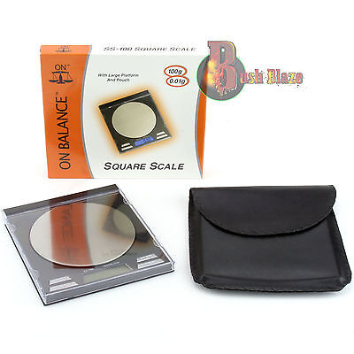 CD Disguise Digital Pocket Electronic Weighing Scales On Balance | 100G X 0.01G