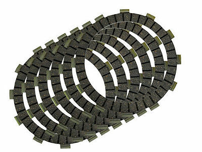 1989-1990 Honda Cb400F Cb1 Clutch Plates Set 6 Friction Plates Cd1228