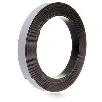 [NEW] 3M Self Adhesive Magnetic Tape Magnet Strip 12.7mm(1/2 Inch) Wide