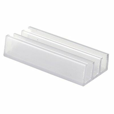 Prime-Line Products M 6089 Shower Door Bottom Guide, Nylon,(Pack of 2), New, Fre