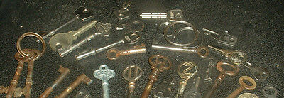 Collection Of 40 Keys