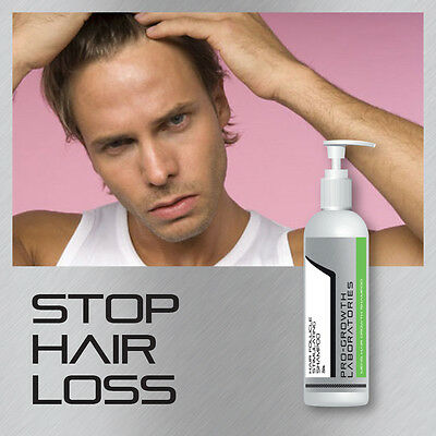 Pro Growth Mens Hair Follicle Stimulating Shampoo Hair Growth Shampoo