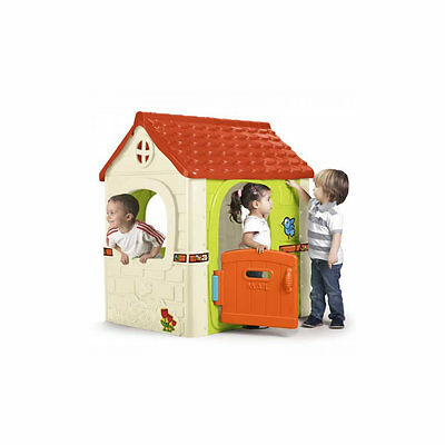 Feber Famosa Fantasy House Children Play Centre
