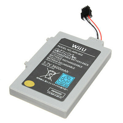 [NEW] 3600mAh 3.7V Rechargeable Battery for Nintendo Wii U Gamepad