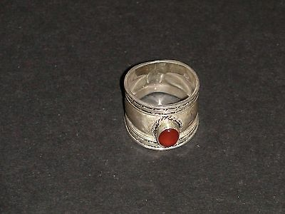 Sterling silver Navajo opal ring size  9