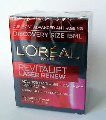 L'OREAL REVITALIFT LASER RENEW Day Cream Advanced Anti-Ageing