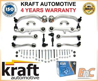 #16mm CONTROL ARMS SET KIT Audi A4 B6 8E B7 Seat EXEO LIFT SUSPENSION WISHBONE