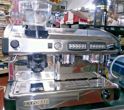 FIRST MILLION DOLLAR Espresso Machine