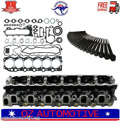 Toyota Coaster Landcruiser 1Hz Fully Assembled Complete Cylinder Head Package