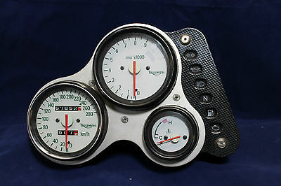 Triumph Speedo And Tachometer Cluster  1999 Daytona