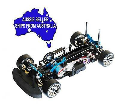 Colt 1:10 RC 4WD Electric Powered Drift Car with Electronics RTR.Silvia S15.