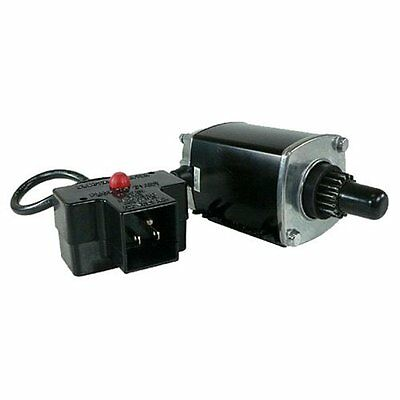 DB Electrical STC0016 Tecumseh Starter 33329, 33329C, 33329D, 33329E, 37000 for
