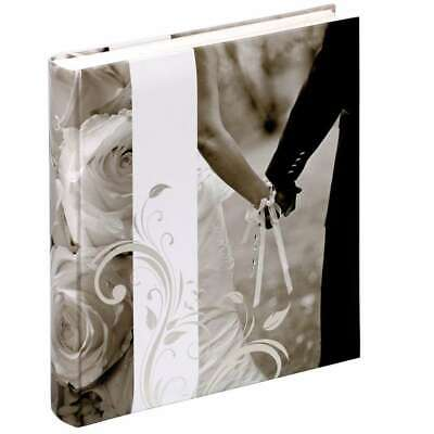 Walther Promessa Traditional Wedding Photo Album - 60 Sides