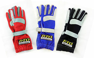 DTO Racing Gloves