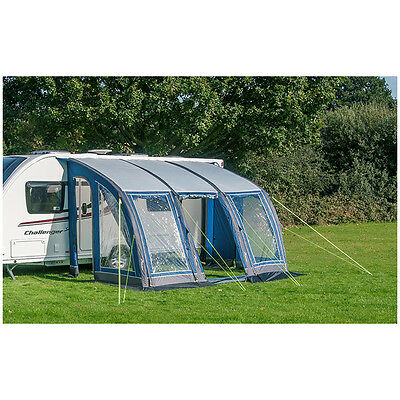 Sunncamp Curve 390 Air Caravan Porch Inflatable Awning