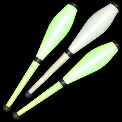 PX3 Fully Fluoro Pirouette Juggling Club