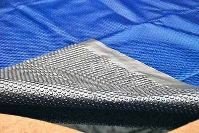 12'x24' Foot Oval Space Age Solar Blanket Cover for Swimming Pools 12-mil