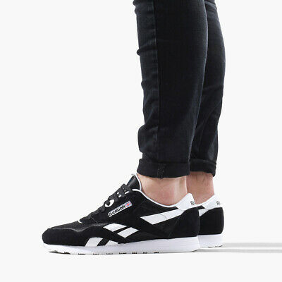 Chaussures Hommes Sneakers Reebok Classic Nylon [6604]