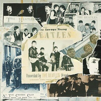 The Beatles Anthology 1 Greeting Birthday Card Any Occasion Album Cover Official