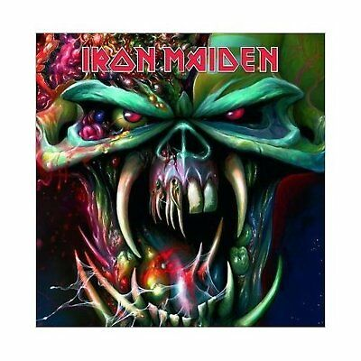 Iron Maiden The Final Frontier Greeting Birthday Card Any Occasion Official