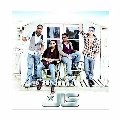 JLS Band Beach Hut Image Greeting Birthday Card Any Occasion Blank Fan Official