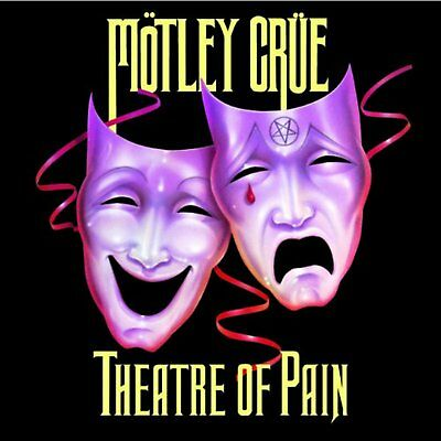 Motley Crue Theatre Greeting Birthday Card Any Occasion Album Cover Official