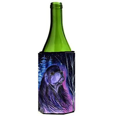 Carolines Treasures Starry Night Cocker Spaniel Wine bottle sleeve Hugger
