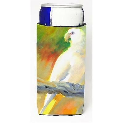 Carolines Treasures Bird Cockatoo Michelob Ultra bottle sleeve for Slim Can