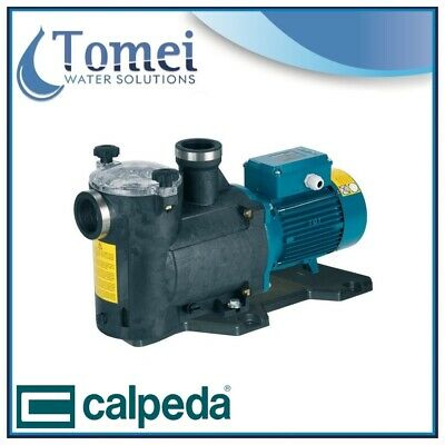 Swimming pool Pump with strainer CALPEDA MPC 51/A 1,1kW 1,5Hp 400V Heavy Duty Z5