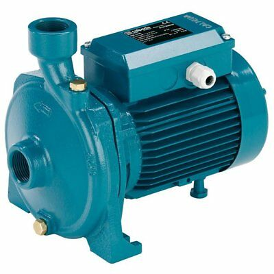Centrifugal Pump DOUBLE impellers CALPEDA NMD 20/140B/A 1,1kW 1,5Hp 400V 50Hz