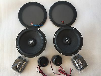 "MOREL MAXIMO 6 6-1/2"" CAR SPEAKERS 2-Way COMPONENT SYSTEM 6.5"" **NEW**"