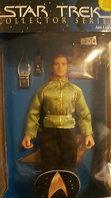 Collector Series Star Trek Starfleet Edition Captain James T. Kirk Playmates