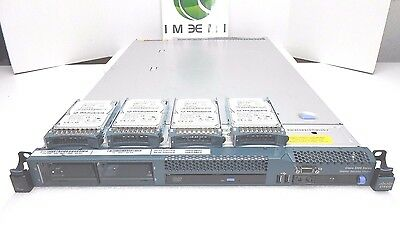Cisco AIR-MSE-3355-K9 Mobility Services Engine (MSE) Dual 2.0GHZ 16GB 4 x 300GB