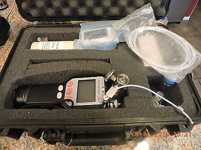 Vapor Analyzer / Gas Detector – A Photovac 2020 Pro Plus  With Case