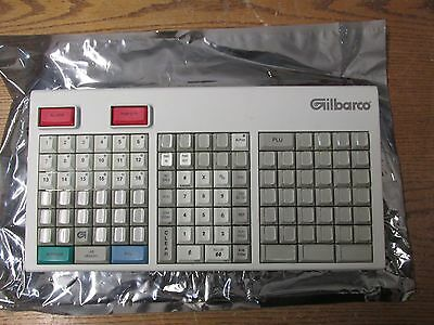 Refurbished Corton 539-0001 Point Of Sale Keyboard Gilbarco Revision F