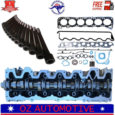 RD28/RD28Ti Y61 SOHC COMPLETE ASSEMBLED CYLINDER HEAD KIT FOR NISSAN PATROL