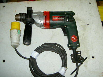 METABO BE 622 S-R+L High Torque Rotary Drill 110 V 620 W used inc vat