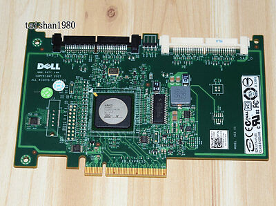Dell PowerEdge YK838 0YK838 PERC 6/ir SAS RAID Controller Card PCI-E PCIe 6ir
