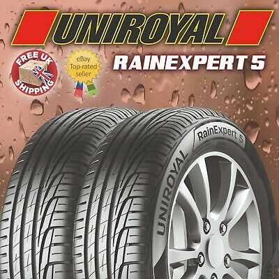 X2 205 60 15 91V  Uniroyal Rainexpert 3 ( A ) Rated Wet Grip Top Quality Tyres