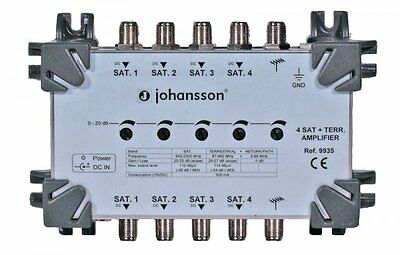 Johansson 9935 Amplifier for use in Multiswitch Installations