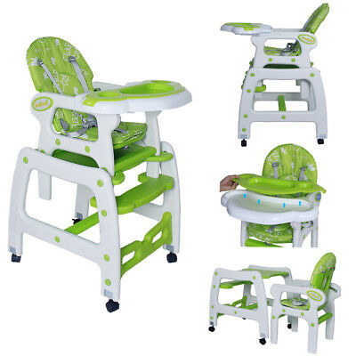 3 in1 kinderhochstuhl babystuhl treppenhochstuhl kombihochstuhl hochstuhl baby eur 66 99. Black Bedroom Furniture Sets. Home Design Ideas
