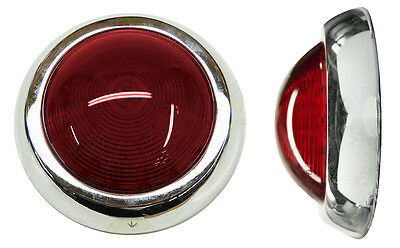 1950 Pontiac Taillight tale light LED - Rod Hot Fink Traditional GM 50 tell